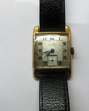 Wonderful  Mens  Vintage Delbana Wristwatch