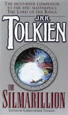 The Silmarillion by J.R.R. Tolkien, (Mass Market Paperback), Del Rey , New, Free