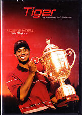 Tiger WoodsThe Authorized DVD Tigers Prey His Majors Golf DVD