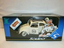 SOLIDO VW BEETLE DISNEY HERBIE 53 MIB 1:18 SCARCE