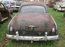 1949 CHEVY BELAIR DELUXE BEL AIR DASH ASHTRAY PROJECT PARTS 1950 JUNKYARD