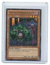 Tour Bus to Forbidden Realms-Yu-Gi-Oh-Free Shipping