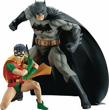ARTFX Kotobukiya DC Comics Batman & Robin ArtFX+ Statue =in STOCK! FREE SHiP=