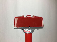 Red Detroit Diecast RCA Translucent Glo Top Drive-In Movie Speaker Junction Box