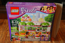 Lego Friends 41035 Heartlake Juice Bar Complete in Box Partially Sealed