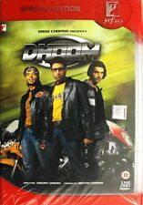 DHOOM - BOLLYWOOD 2 DISC DVD - FREE POST