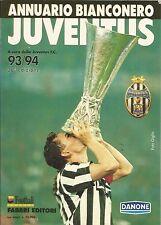 ANNUARIO BIANCONERO 1993 93/94 JUVENTUS
