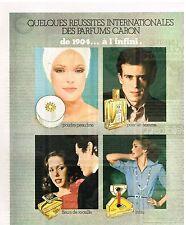 Publicité Advertising 1976 Les parfums et eau de Toilette Caron