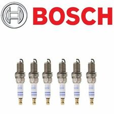 Porsche 911 Turbo GT2 Set of 6 Spark Plugs Bosch FR 6 DPP 332S