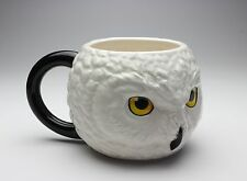 Harry Potter Hedwig Owl Head Ceramic Porcelain Coffee Mug Japan Factory Finds