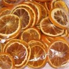 Dried orange slices rustic christmas floristy craft 250g aprox 80 fragrant