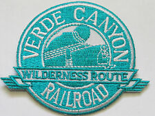 Verde Canyon Railroad Wilderness Route Railroad Patch (#1372)