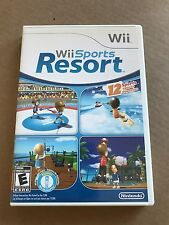 Wii Sports Resort (Wii Video Game by Nintendo)