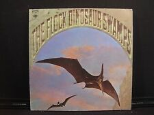 The Flock Dinosaur Swamps Columbia C 30007 Gatefold Record