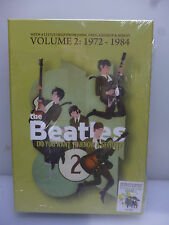 BEATLES-DO YOU WANT TO KNOW A SECRET? VOL.2:1972-84-12CD+3DVD BOXSET-NEW.SEALED
