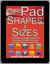 eyePad Shapes and Sizes (Eyepad Activity Books)