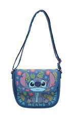 Disney Lilo & Stitch Ohana Pineapple Saddle Crossbody Bag and Tote Purse NWT!