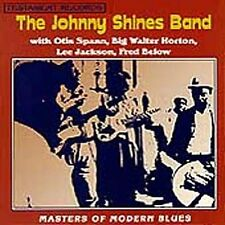Masters Of Modern Blues - Johnny Shines (1994, CD NIEUW)