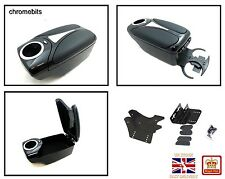 Black Armrest Arm Rest Console for ROVER 75 25 200 214 400 45 420 620 220 NE