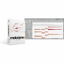 Celemony Melodyne 4 ASSISTANT to EDITOR UPGRADE Pitch and Time Shifting Software