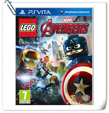 PSV LEGO Marvel's Avengers SONY VITA Action Adventure Warner Home Video