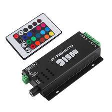 24 Key Music IR Remote Controller Sound Sensitive for RGB LED Strip Light DE