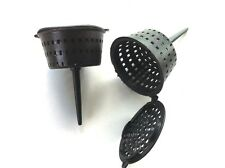 10pcs. Fertilizer Baskets For Flower , Orchid , Tree , Greensward  Size XL