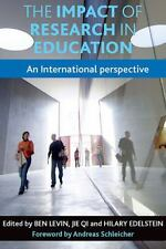 The Impact of Research in Education: An International Perspective-ExLibrary