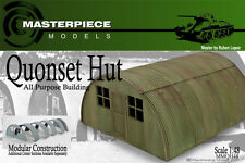 Quonset hut 1/48th scale