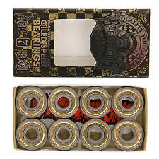Speed Demons ABEC 7 Skateboard Kugellager - Set 8 Stück
