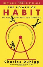 The Power of Habit by Charles Duhigg, Paperback, 2014, New, Free Shipping