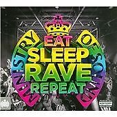 Various Artists - Eat Sleep Rave Repeat 3CD - Ministry Of Sound
