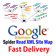 Professionally Create XML Sitemap for your Websites ***Fast Processing