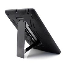 iPAD 4 4G / 3 3G/ 2  2G Heavy Duty Hybrid Defender Tough Case Cover with Stand