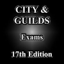 CITY & GUILDS 2365 LEVEL 2 & 3, 2394, 2395, 2399, 2393, 2382, 2377 + 4 DVD's C&G