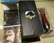 Metal Gear Solid V: The Phantom Pain Collector's Edition PS4 Complete CIB