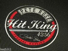 CINCINNATI REDS Pete rose hit king patch 4256