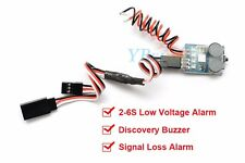 Genuine 3In1 Battery Monitor & Discovery Buzzer & Signal Loss Alarm for RC Toys