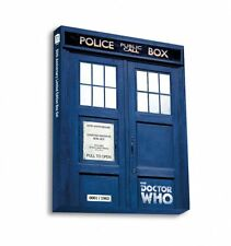 DOCTOR WHO 50TH ANNIVERSARY BOX SET LIMITED EDITION NEW OFFICIAL MERCHANDISE