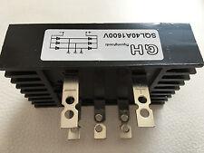 SQL40A1600V 40A Amp 1600V Diode Bridge Rectifier