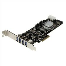 StarTech.com 4 Port Dual Bus PCI Express (PCIe) SuperSpeed USB 3.0 Card Adapter