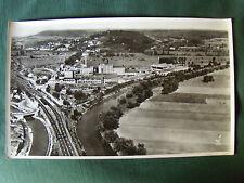 BRASSERIE DE CHAMPIGNEULLES (57) en 1958 - PHOTO  AERIENNE 27 CM x 45 CM LAPIE