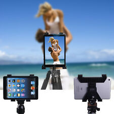 "Camera 1/4"" Tripod Adapter w/ Mount Holder for iPad 3 4 Air 1 2 Mini 2 3 Tablet"
