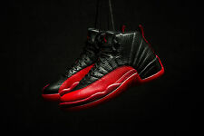 AIR JORDAN 12 RETRO 'BRED' – 'FLU GAME'