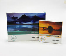 Lee Filters Foundation Holder Kit + 67mm Standard Adapter Ring. Brand New