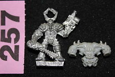 Warhammer 40k Chaos Space Marines Rogue Trader Era Metal Renegade OOP Traitor GW