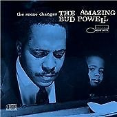 Bud Powell - Scene Changes (The Amazing , Vol. 5, CD 2003) BLUE NOTE NEW SEALED