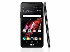 New LG X Power K450 Smartphone Black Color Unlock Worldwide for any GSM Carrier