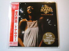 "Donna summer ""Love to love you baby"" le Japon Mini LP shm CD"
