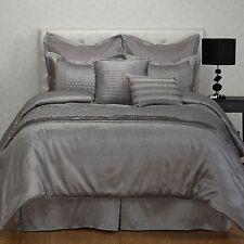 Ontario Silver 8-piece Comforter Set